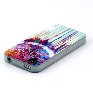 Emotive gelový obal na mobil iPhone 4 - lapač snů - 2