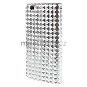 Cool style pouzdro na iPhone 6s a iPhone 6 - stříbrné - 2
