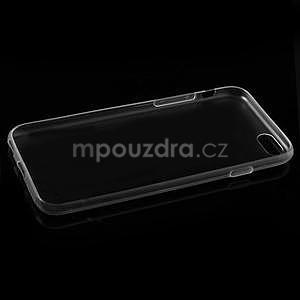 Transparentní gelový obal na iPhone 6 a 6s - 2