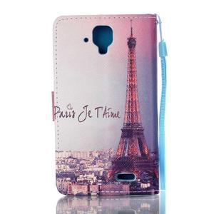 Emotive pouzdro na mobil Lenovo A536 - Eiffelova věž - 2