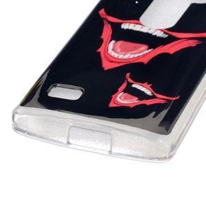 Jelly gelový obal na mobil LG Leon - huba - 2