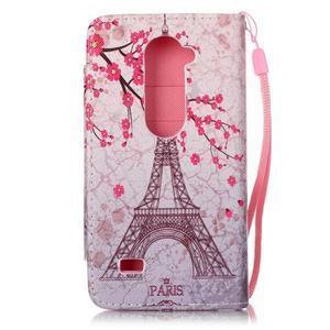 Royal pouzdro na mobil s magnetickou sponou na LG Leon - Eiffelova věž - 2