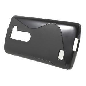 S-line gelový obal na mobil LG Leon - černý - 2