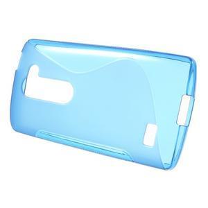 S-line gelový obal na mobil LG Leon - modrý - 2