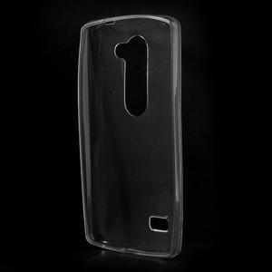 Ultratenký gelový obal na mobil LG Leon - transparentní - 2