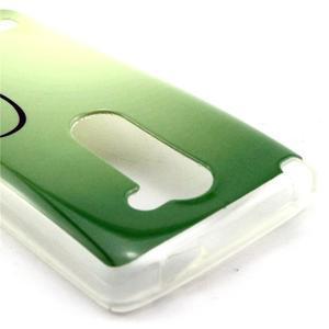 Pictu gelový obal na LG Leon - love - 2