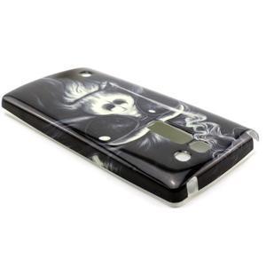 Gelový kryt na mobil LG Spirit - gorila mafián - 2