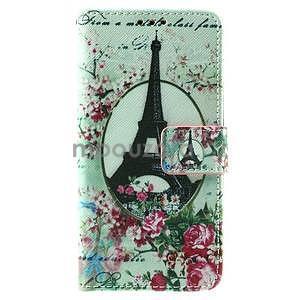 Peněženkové pouzdro na LG Spirit - Eiffelova věž - 2