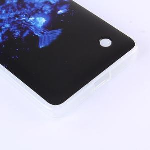 Softy gelový obal na mobil Microsoft Lumia 640 LTE - magický strom - 2