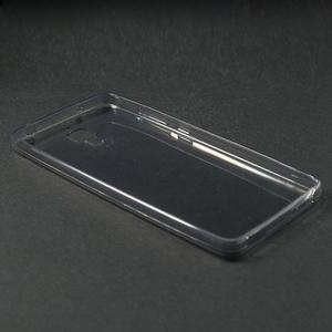 Ultratenký slim gelový obal na Xiaomi Mi4 - šedý - 2