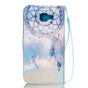 Pictu pouzdro na mobil Samsung Galaxy A3 (2016) - lapač snů - 2