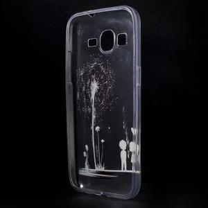 Ultratenký slim obal na Samsung Galaxy Core Prime - láska - 2