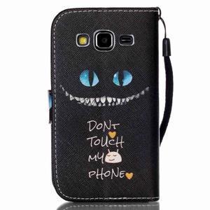 Pictu pouzdro na mobil Samsung Galaxy Core Prime - nedotýkat se - 2