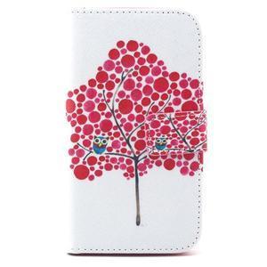 Pouzdro na mobil Samsung Galaxy Core Prime - strom - 2