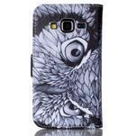 Emotive peněženkové pouzdro na Samsung Galaxy Core Prime - sova - 2/6