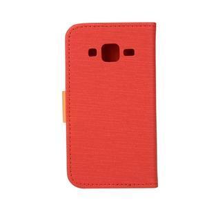 Covers pouzdro na mobil Samsung Galaxy Core Prime - červené - 2