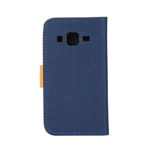 Covers pouzdro na mobil Samsung Galaxy Core Prime - tmavěmodré - 2