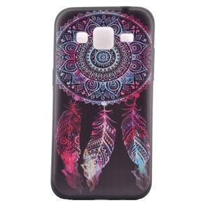Hardy gelový obal na mobil Samsung Galaxy Core Prime - lapač snů - 2