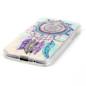 Softy gelový obal Samsung Galaxy Core Prime - lapač snů - 2