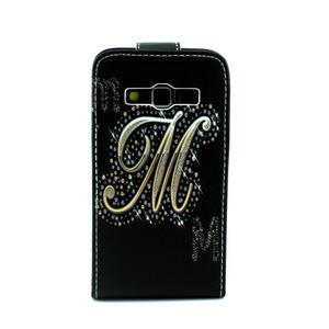 Flipové pouzdro na mobil Samsung Galaxy Core Prime - M - 2
