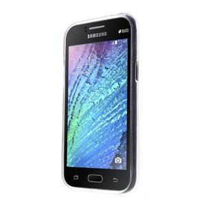 Gelový kryt na Samsung Galaxy J1 - sova - 2