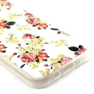 Imda gelový obal na mobil Samsung Galaxy J5 - květiny - 2