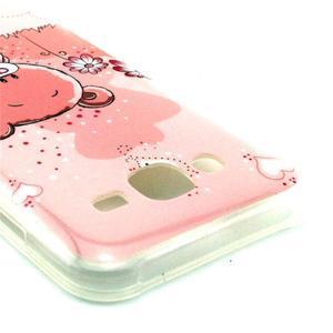 Imda gelový obal na mobil Samsung Galaxy J5 - medvídek - 2