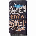 Emotive pouzdro na mobil Samsung Galaxy J5 - attention - 2/6