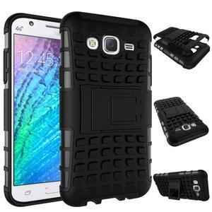 Outdoor kryt na mobil Samsung Galaxy J5 - černý - 2