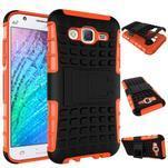 Outdoor kryt na mobil Samsung Galaxy J5 - oranžový - 2/2