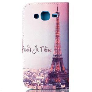 Pictu peněženkové pouzdro na Samsung Galaxy J5 - Eiffelova věž - 2
