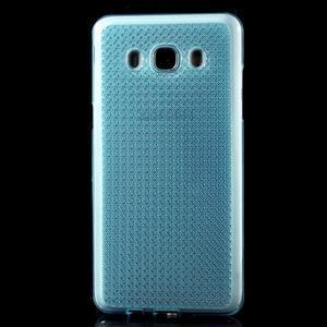 Diamonds gelový obal mobil na Samsung Galaxy J5 (2016) - modrý - 2