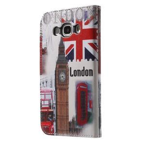 Nice peněženkové pouzdro pro Samsung Galaxy J5 (2016) - United Kingdom - 2
