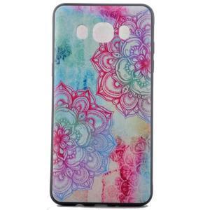 Casis gelový obal na mobil Samsung Galaxy J5 (2016) - henna - 2