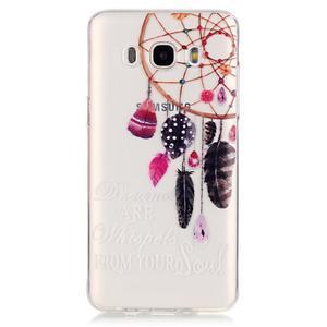Průhledný obal na mobil Samsung Galaxy J5 (2016) - snění - 2