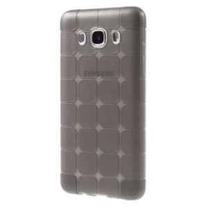Cube gelový obal na Samsung Galaxy J5 (2016) - šedý - 2