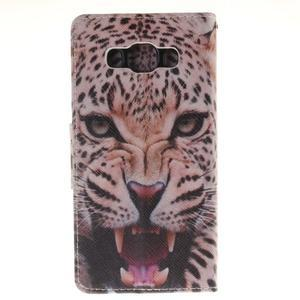 Pictures pouzdro na mobil Samsung Galaxy J5 (2016) - leopard - 2