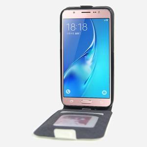Flipové pouzdro na mobil Samsung Galaxy J5 (2016) - bílé - 2