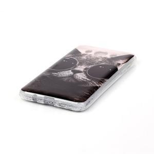 Softy gelový obal na mobil Samsung Galaxy J5 (2016) - kocour - 2