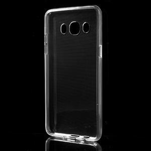 Transparentní gelový obal na mobil Samsung Galaxy J5 (2016) - 2