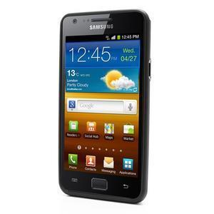 Cube odolný obal na mobil Samsung Galaxy S2 - černý - 2