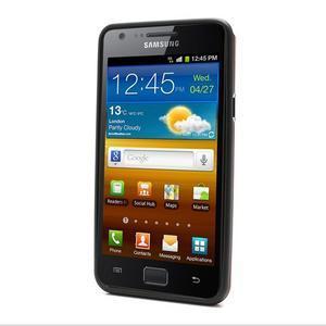 Cube odolný obal na mobil Samsung Galaxy S2 - červený - 2