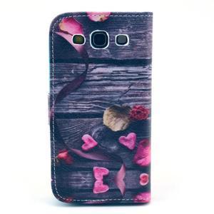 Pictu pouzdro na mobil Samsung Galaxy S3 - love - 2