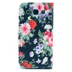 Pictu pouzdro na mobil Samsung Galaxy S3 - květiny - 2