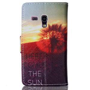Emotive pouzdro na mobil Samsung Galaxy S3 mini - východ slunce - 2
