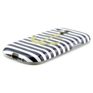 Gelový obal na mobil Samsung Galaxy S3 mini - kotva - 2