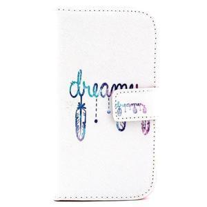Standy peněženkové pouzdro na Samsung Galaxy S4 - dream - 2