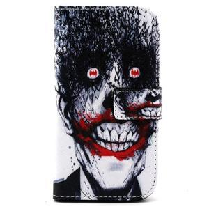 Standy peněženkové pouzdro na Samsung Galaxy S4 - monstrum - 2