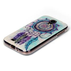 Softy gelový obal na mobil Samsung Galaxy S4 - lapač snů - 2