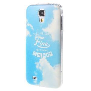 Ultratenký slim gelový obal na Samsung Galaxy S4 - Fine - 2